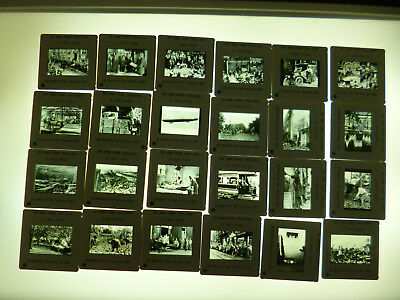 IMPERIAL WAR MUSEUM 35mm B&W slides HOME FRONT 1914 - 1918 1-24 [24 Slides]