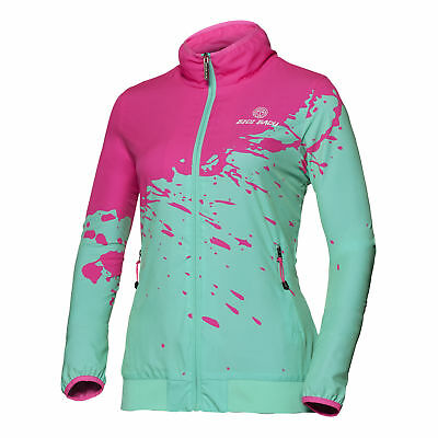 BIDI BADU Damen Liza Tech Jacket  Trainingsjacke rot NEU Tennis