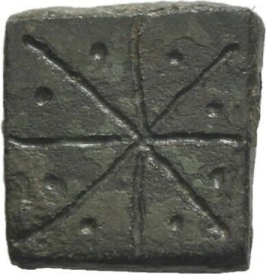 Lanz Rome Byzantine Empire 2  Scripula Commercial Weight Coin Ae ±Bee2166