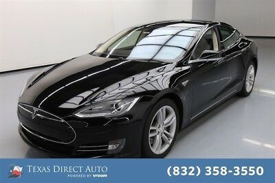 2014 Tesla Model S 85 4dr Liftback Texas Direct Auto 2014 85 4dr Liftback Used Automatic RWD