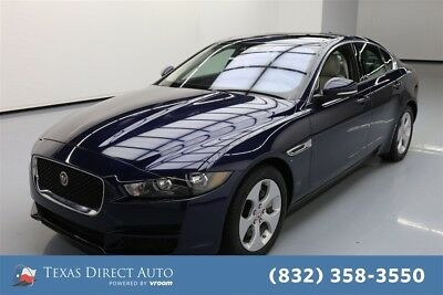 2017 Jaguar XE 25t Texas Direct Auto 2017 25t Used Turbo 2L I4 16V Automatic RWD Sedan Premium
