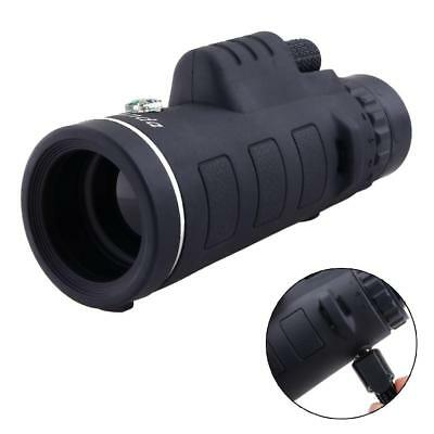 Day Night Vision 40X60 HD Optical Monocular Hunting Camping Hiking Telescope EV