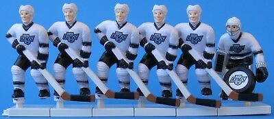 Rare Gretzky Overtime Los Angeles Kings First Generation Table Hockey Game Team