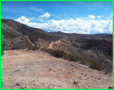 Banning Area Riverside County Land Rural Mountain Property Ca California