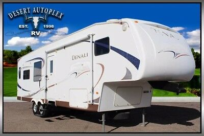 2009 Dutchmen Denali 320TS Triple Slide Fifth Wheel RV