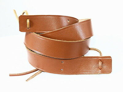 Turkish Mauser M38 Leather Sling Reproduction