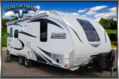 2016 Lance 1995 Single Slide Travel Trailer