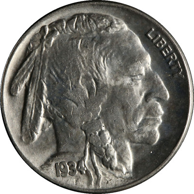 1934-P Buffalo Nickel Great Deals From The Executive Coin Company