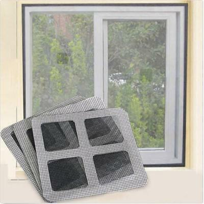 3pcs Anti-Insect Fly Door Window Mosquito Screens Net Repair Patch Adhesive GR