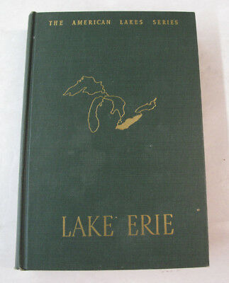 Lake Erie Harlan Hatcher 1945 Ohio Detroit Canals Perry Transportation Steamers