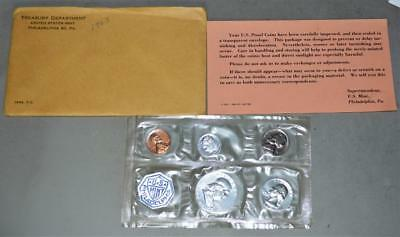 1963 Silver Proof Set - 5 Coins