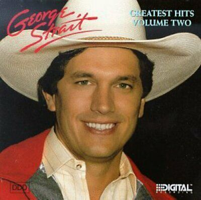 "George Strait, Cd "" Greatest Hits, Vol. 2"" New Sealed"