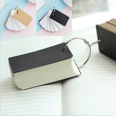 1* Small Diary Pocket Notebook Spiral Memo Mini Journal For Office School Supply