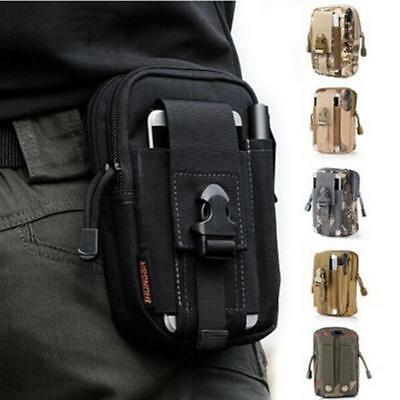 Running Military Tactical Molle Multi-Purpose Utility Gadget Pouch Pack Bag GR