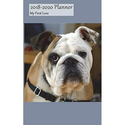 2018-2020 Planner My First Love: Small 3 Year Monthly 2018-20 Organizer Includes