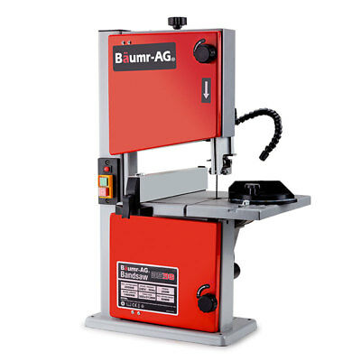 """8"""" Bandsaw Wood Timber Cutting Table Drill Press Band Saw 250W"""