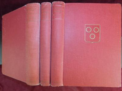 JOURNAL OF VAN RIEBEECK by THOM/CAPE TOWN, SOUTH AFRICA/3 BOOKS/RARE 1952 1st