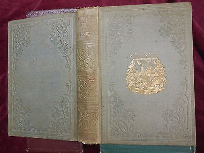 WOLFERT'S ROOST & OTHER PAPERS by WASHINGTON IRVING/SCARCE 1855