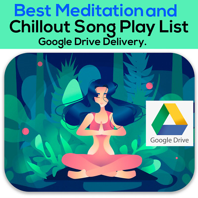 Instant Delivery Meditation Track For  Healing, Relaxing, Balancing,well Being,