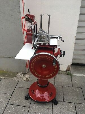 BERKEL  Model  9 H VBP Antique Slicing Machine Slicer Antik Aufschnittmaschine