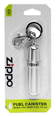 Zippo Outdoor Fuel Canister 121503 For Use Windproof Lighters & Hand Warmers NEW