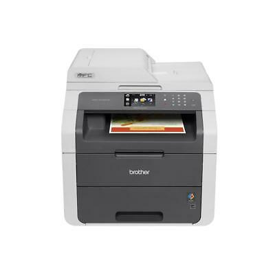 Brother MFC-9130CW Color Wireless Multifunction Printer - Print, Copy, Scan, Fax
