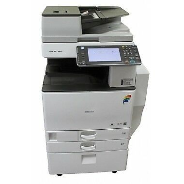 Ricoh Aficio MP C3502 Color Copier Printer