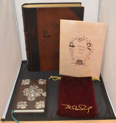 The Tales Of Beedle The Bard JK Rowling Harry Potter Collectors First Edition