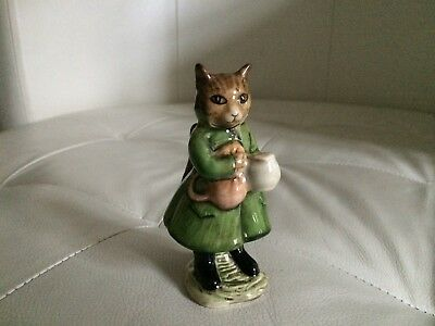 Beswick Beatrix Potter - Simpkin - 1975 Brown Backstamp