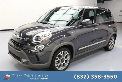 2017 Fiat 500L Trekking Texas Direct Auto 2017 Trekking Used Turbo 1.4L I4 16V Automatic FWD Hatchback