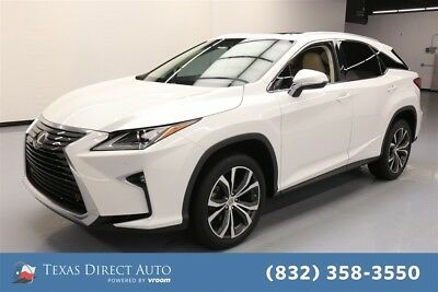 2016 Lexus RX  Texas Direct Auto 2016 Used 3.5L V6 24V Automatic FWD SUV