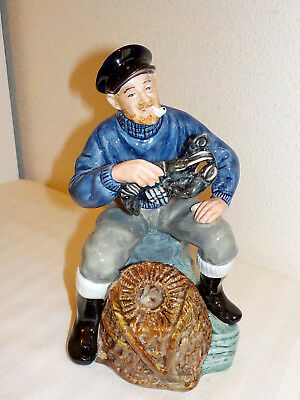 "Vintage Royal Doulton Figurine ""lobster Man"" Hn2317 1963"