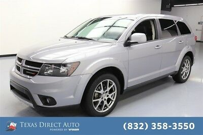 2016 Dodge Journey R/T Texas Direct Auto 2016 R/T Used 3.6L V6 24V Automatic AWD SUV
