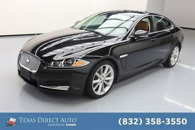 2015 Jaguar XF 3.0 Portfolio 4dr Sedan Texas Direct Auto 2015 3.0 Portfolio 4dr Sedan Used 3L V6 24V Automatic RWD