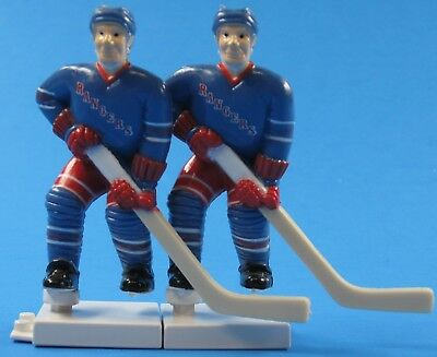 Gretzky Overtime New York Rangers Table Hockey Game Single Players