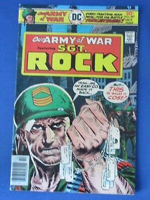 Our Army At War SGT. ROCK  #297 (1976) Comic