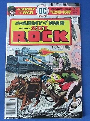 Our Army At War SGT. ROCK  #292 (1976) Comic