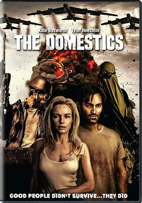 THE DOMESTICS New Sealed DVD Kate Bosworth