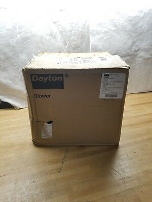 Dayton Blower Model 1TDT2 549 CFM 1640 RPM 115V 60/50hz Replaces 4C445 & 4YJ32
