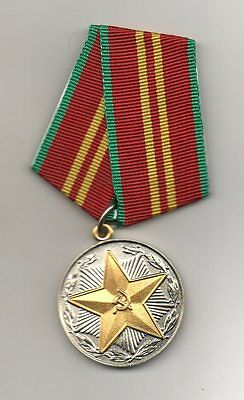 Russia (USSR) 15 Years of Excellent Service Armed Forces Medal