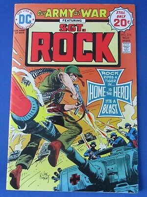 DC Our Army At War - SGT. ROCK #274 (1974) Comic