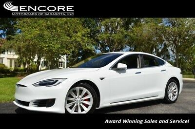 2016 Model S 4dr Sedan AWD P90D W/Autopilot Convenience Feature 2016 Model S Sedan 13,385 Miles With warranty-Trades,Financing & Shipping