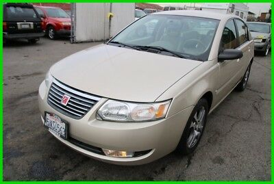 2005 Saturn Ion 3 2005 Saturn Ion 3  54K Low Miles Automatic 4 Cylinder NO RESERVE
