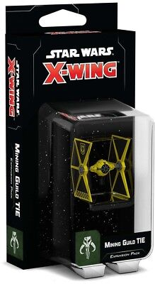 Star Wars X-Wing Miniatures Game Mining Guild TIE Expansion Pack [2nd Edition]