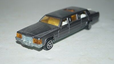 VINTAGE CLUB LIMOUSINE NO. 339 CAR AUTOMOBILE by MAJORETTE MADE IN FRANCE