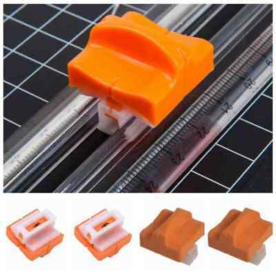 4 Pcs Paper Cutter Blade Paper Trimmer Replacement Blades fit for Home Office