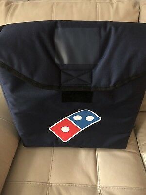 Domino's  Heated Thermal Carry Out Bag Unused 18x21x8 Brand New