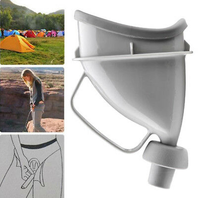 1pc Urinal Funnel Portable Travel Urine Camping Device Toilet Women Pee Outdoor