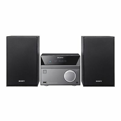 Sony Cmt-Sbt40D Micro Hi-Fi System 50W Cd/dvd Bluetooth - New Box Damage