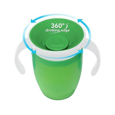 Munchkin Miracle 360° Trainer Cup - Green
